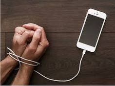 Technology Ruined Society   Good idea for charger