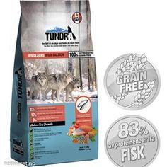 • Tundra Hudson Bay 11,34kg Salmon Hundefor Hudson Bay, Salmon, Water Bottle, Drinks, Drinking, Beverages, Water Bottles, Drink, Atlantic Salmon