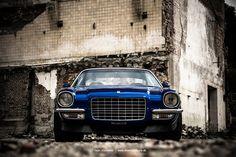 1973 Chevrolet Camaro LT year I was born baby