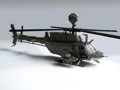 OH-58D Kiowa Warrior (1) by Mad physicist