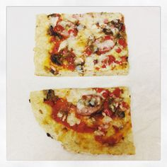 #Leftovers are awesome! #morningpizza #pizza