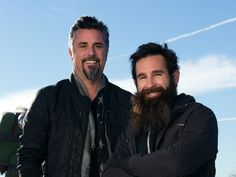 Richard Rawlings & Aaron Kaufman..... Mmmm