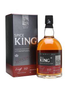 60ba89d6fab Wemyss Spice King Cask Strength Batch No 001   The Whisky Exchange