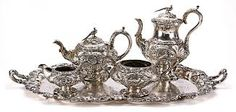 Resultado de imagen para como servir una mesa de te Sugar Bowl, Bowl Set, Decorative Bells, Jewelry, Wraps, Mesas, Jewellery Making, Jewelery, Jewlery