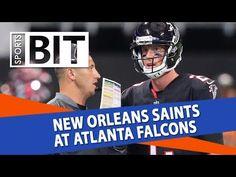 New Orleans #Saints at Atlanta #Falcons Game Preview w/ @Teddy_Covers | Sports BIT #NFL Picks #NOvsATL