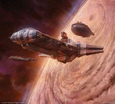 ArtStation - Star Wars: Armada by FFG, Sergey Glushakov