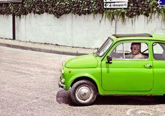 Fiat 500 Manduria Puglia    #TuscanyAgriturismoGiratola