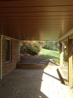 Lowe S Under Deck Drainage System Under Deck Drainage