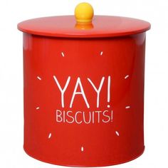 Yay! Biscuit Barrel from Lark store