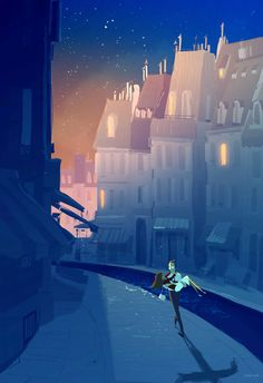 A Night To Remember by Pascal Campion