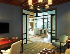 Home Office, Marc-Michaels Interior Design