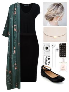 """Untitled #137"" by pentecostal-modesty ❤ liked on Polyvore featuring Alexander Wang, River Island, WithChic, J.Crew, Mansur Gavriel, philosophy, Apple, Blossom and Nikon"