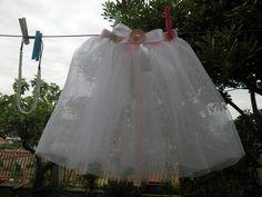 Abbigliamento da festa - gonna bambina - un prodotto unico di bandullera su DaWanda