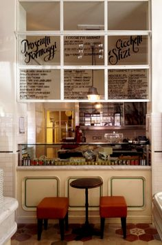 La Zanzara Restaurant, Bistrot in Zona Prati, Roma design and made by RPM Proget   www.rpmproget.it