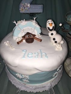 Frozen (Disney) Birthday Party Ideas | Photo 1 of 43 | Catch My Party