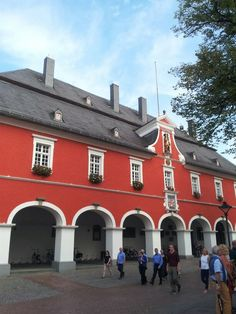 The Soest town hall.