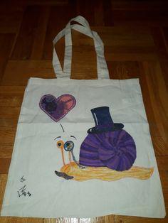 Diy steampunk snail bag pattern *\_/*.@...