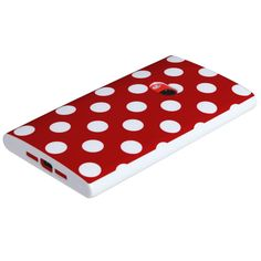 How your Lumia would appear in red? Give it a try at $9.99. http://www.acetag.com/nokia-lumia-920-dots-white-polka-red-silicone-skin-gel-cover-case.html #920 #Nokia #Lumia
