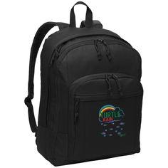 """Turtle Rain"" Backpack"