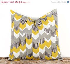 Hey, I found this really awesome Etsy listing at https://www.etsy.com/listing/165290610/sale-geometric-chartreuse-modern-pillow