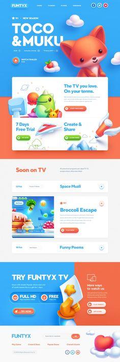 Website design: Best for Kids!