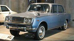 Toyota Corona T40 series – 1964