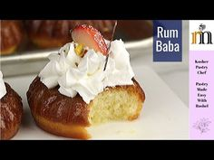 Pastry Art, Pastry Chef, Baba Rum, How To Make Rum, Baba Recipe, British Baking, Etiquette, Whipped Cream, Tea Party