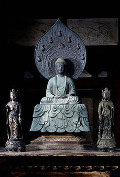 Buddhist Temple, Buddhist Art, Kamakura Period, Any Images, Buddhism, Asia, Japan, Sculpture, Statue
