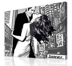 That's us at our wedding! LichStyle -NYC  allpopart.com
