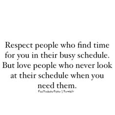 Respect & Love