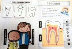 Cahier interactif Les dents