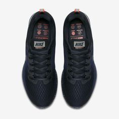 official photos 6e1a1 6213a Nike Air Zoom Pegasus 34 Shield 907327-001 Black Obsidian Men s Running  Shoes Shield Pegasus Nike