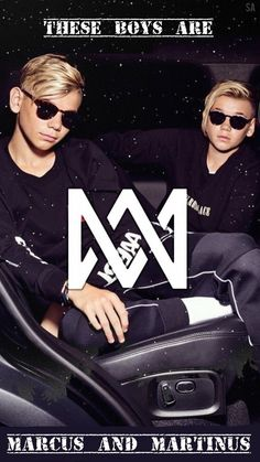 Marcus and Martinus wallpaper Twin Boys, Twin Brothers, My Boys, M Wallpaper, You Are My Life, I Go Crazy, Love U Forever, Pretty Wallpapers, New Music