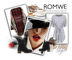 """""""ROMWE 7 / VI"""" by ozil1982 ❤ liked on Polyvore"""