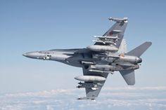 Hornet EF-18M Ejército del Aire Español