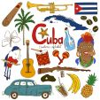 Cuba Culture Map