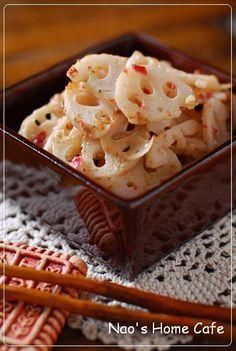 レンコンの常備菜レシピ by nao14himawarinさん   レシピブログ - 料理 ...