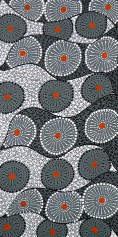 I have this painting and it is wonderful Aboriginal Art and Paintings - Alpar Story