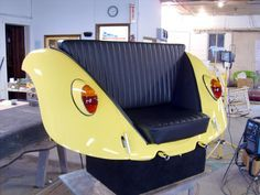 66 VW Beetle couch