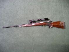 Mauser 98 cal.  7x64
