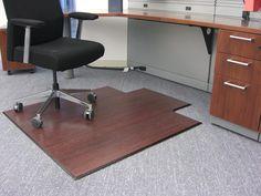 Küchenstühle roller ~ Plastic floor mats for office chairs office chair mat