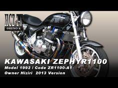 kawasaki zephyr 1100 from malaysia