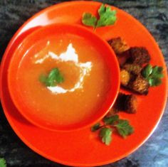 How to make Tomato Soup at home