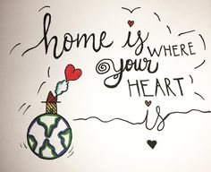 🏡 HOME 🏡 #letrasbonitasconalmatinta #almatintaletteringchallenge