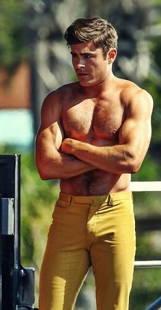 Zac in Dirty Grandpa