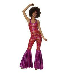 70's Foxy Lady Costume                                                       …
