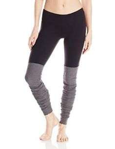 Alo Yoga Women s Goddess Ribbed Legging 8960a9633bc