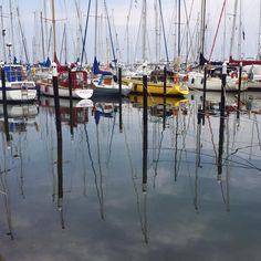 via Instagram sibeta_canga: #summer #bluewater #madewithiphone #ÜberWasser #reflection #harbor #port #damp #sirhenry #ßetafoto Sailing Ships, Boat, Instagram, Photography, Heavens, Dinghy, Boats, Sailboat, Tall Ships