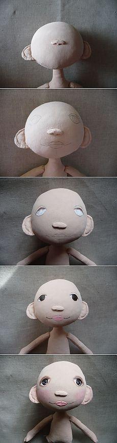 Присоединяйтесь, кукла от А до Я. Часть 3.