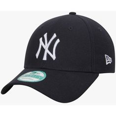 New Era CASQUETTE ESSENTIAL 940 NEW YORK YANKEES//BLANC